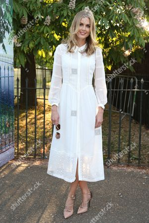Editorial image of The Serpentine Gallery Summer Party, London, Britain - 02 Jul 2015