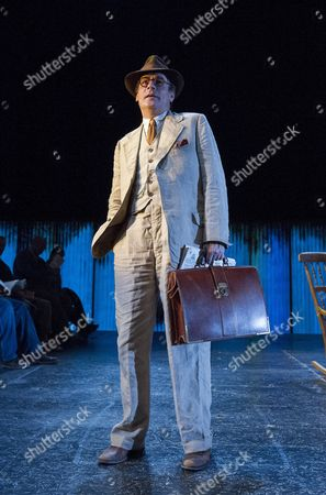 Editorial image of 'To Kill a Mockingbird' Play performed at the Barbican Theatre, London, UK, 29 Jun 2015