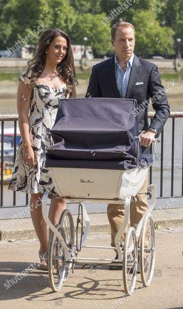 Jodie Bredo and Simon Watkinson