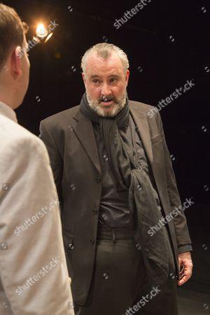 John Hodgkinson as Orson Welles