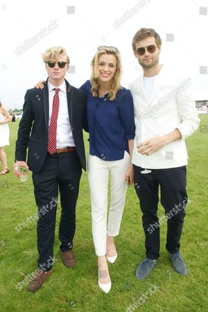 Tom Rhys Harries, Wallis Day and Douglas Booth
