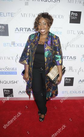 Editorial picture of Ultimate Beauty Guide launch party, London, Britain - 02 Jul 2015