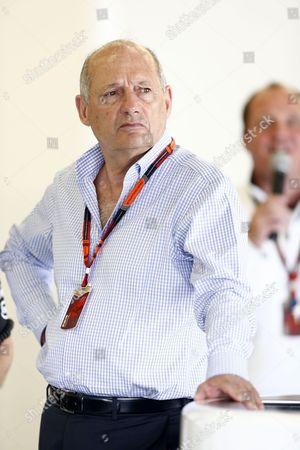 Ron Dennis (McLaren Honda)