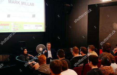 Mark Millar in conversation