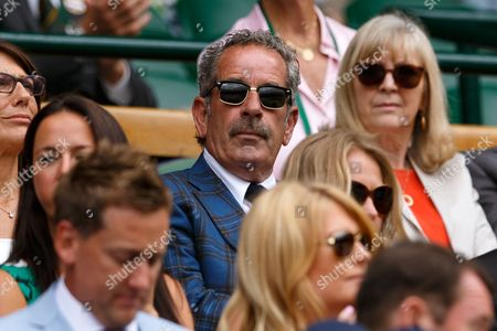 Editorial photo of Wimbledon Championships 2015 Day Seven All England Lawn Tennis & Croquet Club, Church Rd, London, United Kingdom - 6 Jul 2015