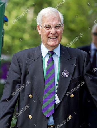 Editorial picture of Wimbledon Tennis Championships, London, Britain - 06 Jul 2015