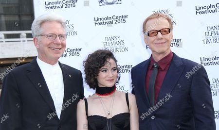 Editorial photo of Danny Elfman's 'Music from the Films of Tim Burton' Opening Night, New York, America - 06 Jul 2015