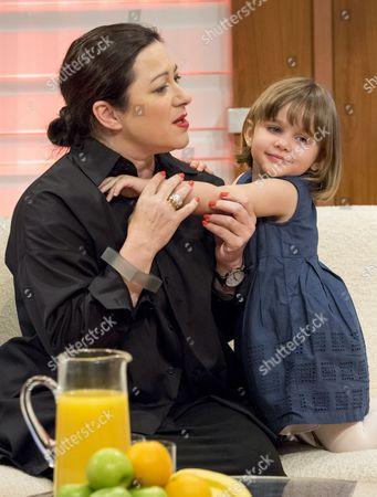 Gill Hicks and daughter