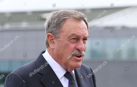 Former Australian TEnnis Champion John Newcombe talks in an interview about Nick Kyrgios antics