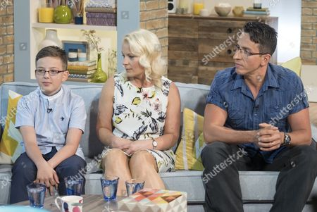 Editorial picture of 'This Morning' TV Programme, London, Britain. - 07 Jul 2015