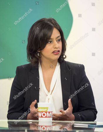 Editorial picture of 'Loose Women' TV Programme, London, Britain. - 07 Jul 2015