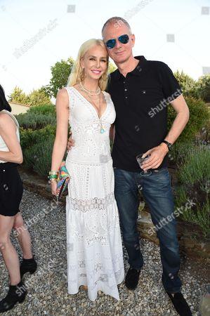 Amanda Cronin Daeche and Mark Daeche