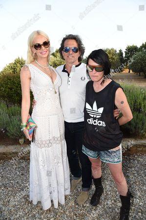 Amanda Cronin Daeche, Mark Daeche and Sue Webster