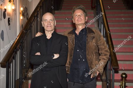 Stock Image of Wilko Johnson, Julien Temple