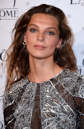 Stock Image of Daria Werbowy