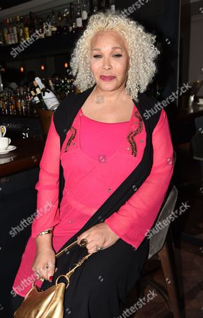Editorial photo of Elizabeth Emanuel birthday dinner at Salmontini, London, Britain - 07 Jul 2015