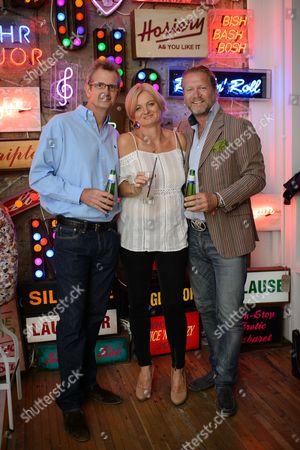 Paul Pascoe, Alice Beer and Soren Tholstrup