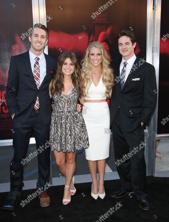 Stock Picture of Ryan Shoos, Pfeifer Brown, Cassidy Gifford and Reese Mishler