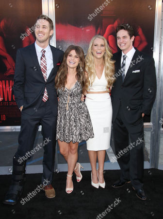 Stock Photo of Ryan Shoos, Pfeifer Brown, Cassidy Gifford and Reese Mishler