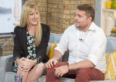 Editorial image of 'This Morning' TV Programme, London, Britain. - 08 Jul 2015