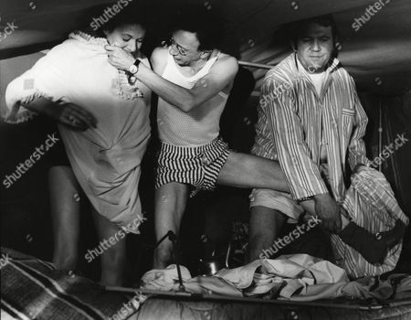 Betty Marsden, Charles Hawtrey and Terry Scott
