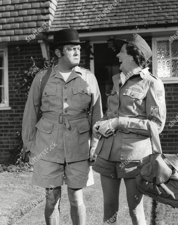 Terry Scott and Betty Marsden