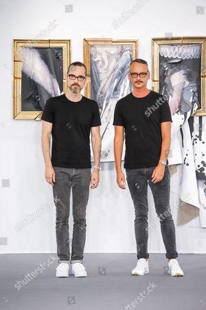 Viktor Horsting, Rolf Snoeren