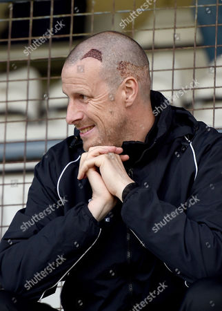 steve claridge sporting what appears to be hair implants