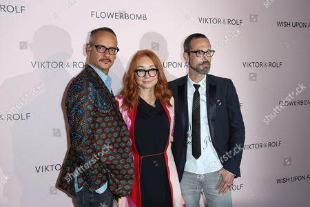 Viktor Horsting, Tori Amos and Rolf Snoeren