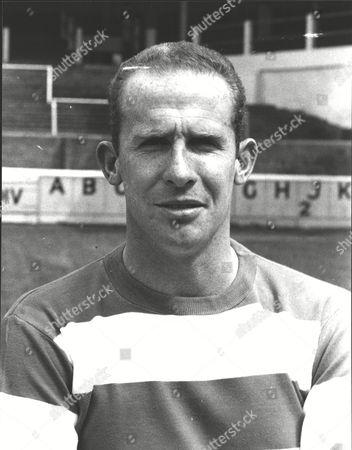 Editorial photo of Ray Brady Queen's Park Rangers F.c. Footballer. Box 0598 25062015 00039a.jpg.