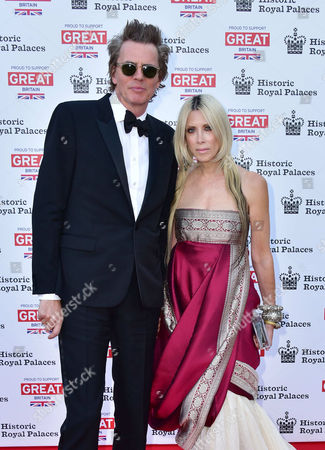 Stock Picture of John Taylor and Gela Nash-Taylor
