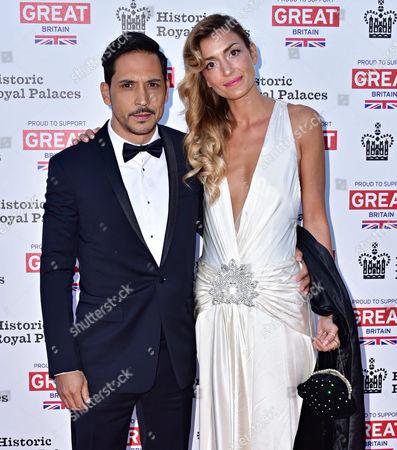 Editorial image of Kensington Palace summer party, London, Britain - 09 Jul 2015