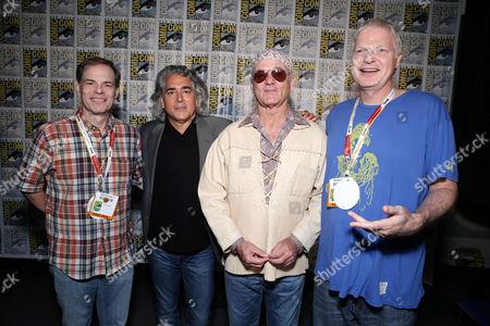 Editorial image of 'Rock the Kasbah' presentation at Comic-Con, San Diego, America - 09 Jul 2015