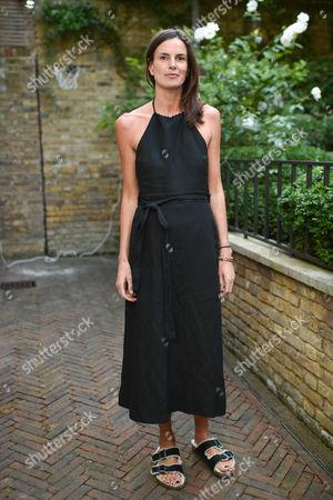 Stock Photo of Claudia Donaldson