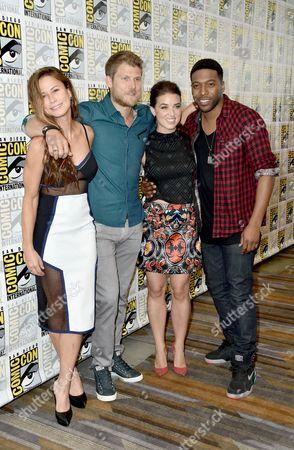 Editorial image of 'The Last Ship' presentation at Comic-Con, San Diego, America - 09 Jul 2015