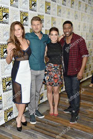 Editorial photo of 'The Last Ship' presentation at Comic-Con, San Diego, America - 09 Jul 2015
