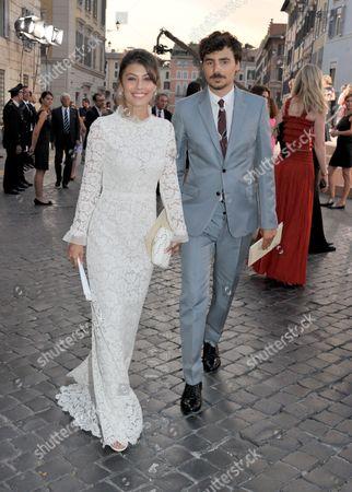 Alessandra Mastronardi, Edoardo Natoli