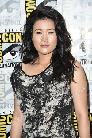 Editorial photo of 'Scorpion' presentation at Comic-Con, San Diego, America - 09 Jul 2015