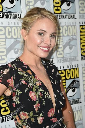Stock Photo of Leah Pipes