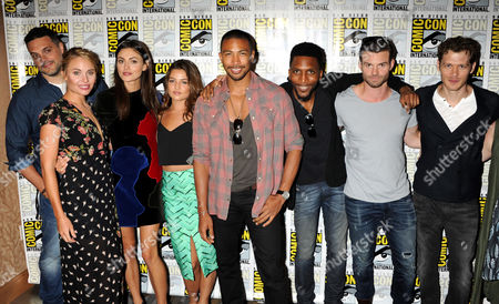 Editorial picture of 'Teen Wolf' TV series photocall at Comic-Con, San Diego, America - 10 Jul 2015