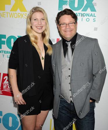 Editorial image of Fox Fanfare Party, Comic-Con, San Diego, America - 10 Jul 2015
