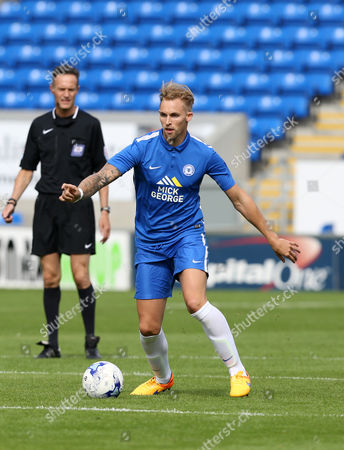 Peterborough's Jack Collison