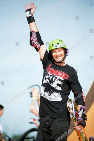 Editorial photo of Relentless NASS Action Sports and Music Festival, Shepton Mallet, Britain - 11 Jul 2015