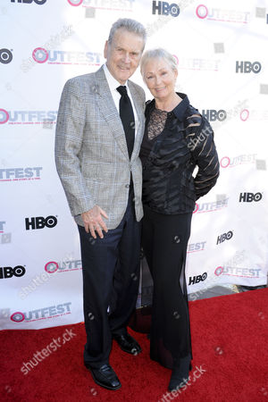 Don Murray and wife Betty Murray