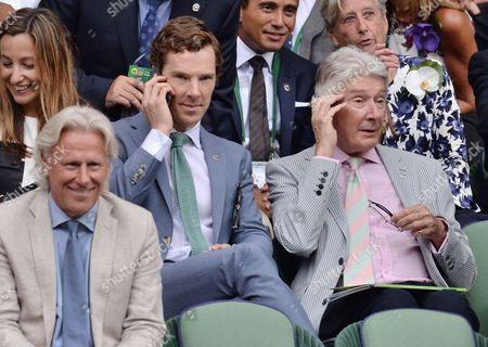 Editorial image of Wimbledon Tennis Championships, London, Britain - 12 Jul 2015