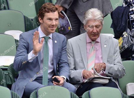 Editorial photo of Wimbledon Tennis Championships, London, Britain - 12 Jul 2015