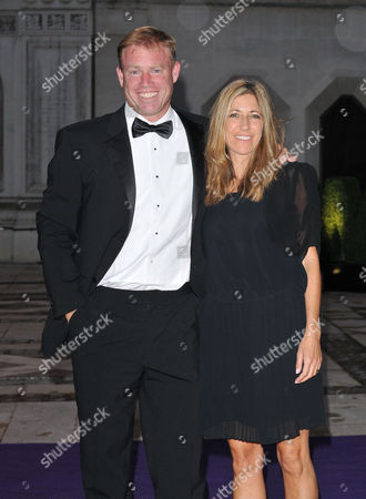 Mark Petchey and Michelle Petchey