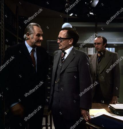 Peter Vaughan, Bernard Hepton and Alan David