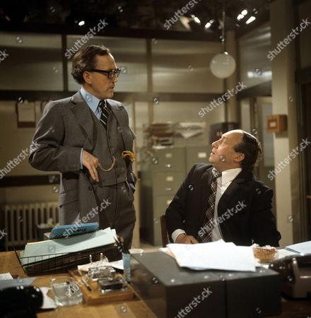 Bernard Hepton and Ken Jones