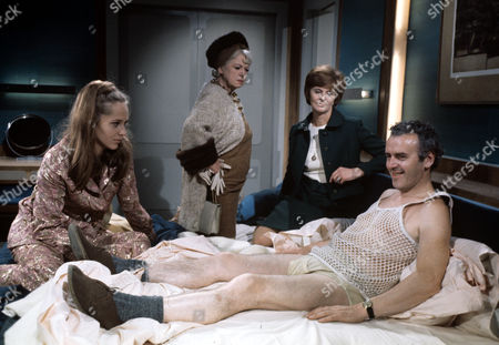 Hilary Dwyer, Renee Houston, Isabel Dean and George Cole